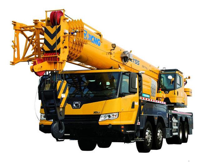 Gru del camion dell'asta da 55 tonnellate, XCT55L6 XCMG 6 ...